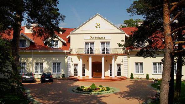 Hotel Restauracja Baśniowa