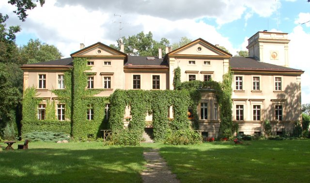 Palac Baborówko