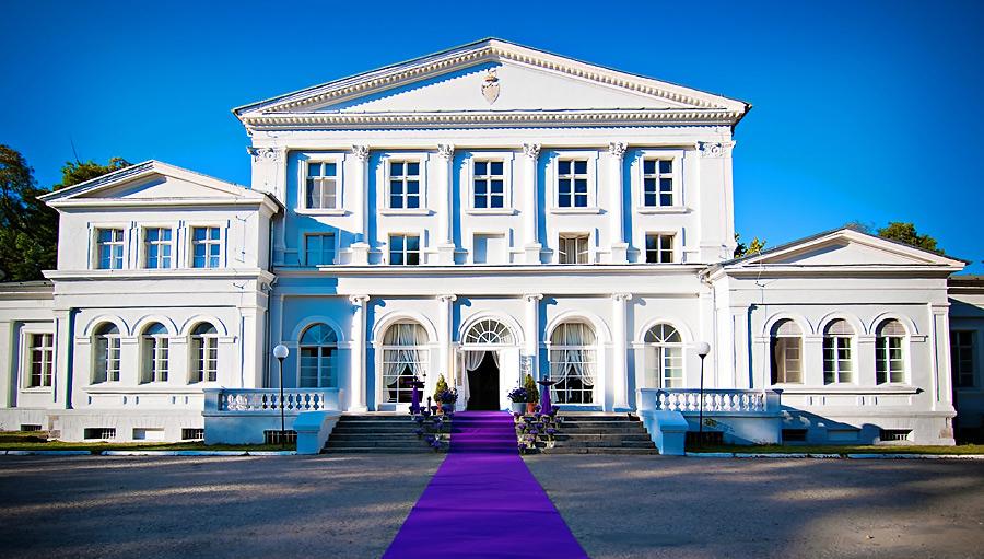 Pałac Iwno