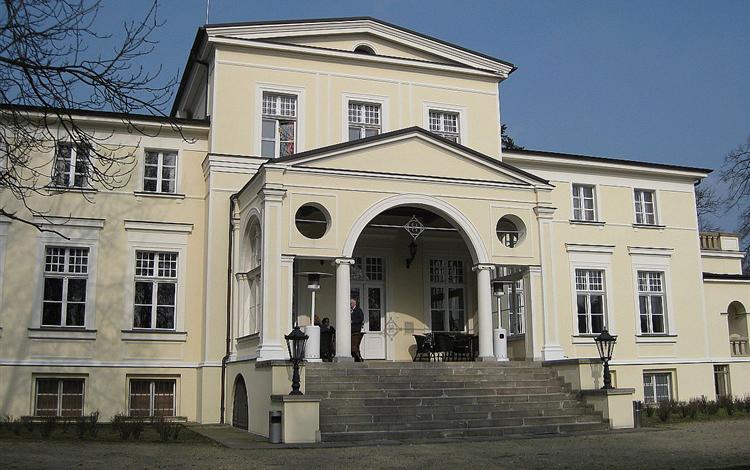 Pałac w Wojnowie